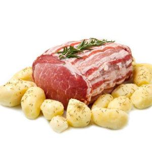 conakry, boucherie, cuisse de porc, porc, guinée, viande