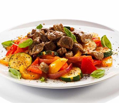 conakry, boucherie, VIANDE